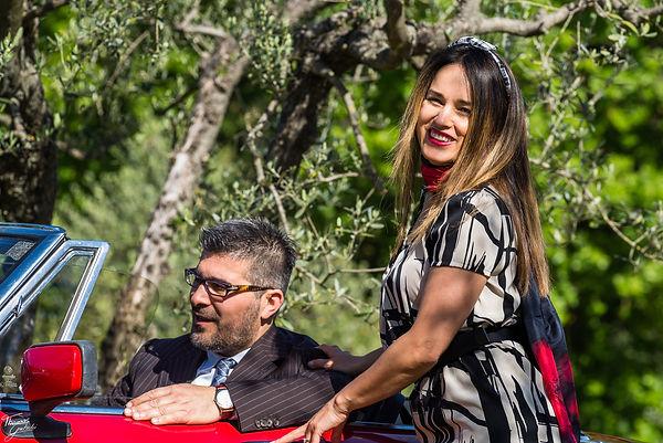 Marcello e Sophia
