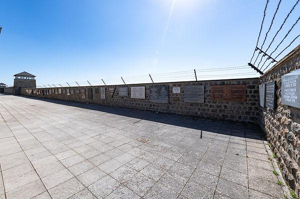 Wailing Wall Memorial Area