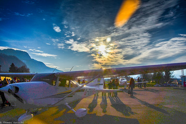 LOIH Flugplatz Hohenems