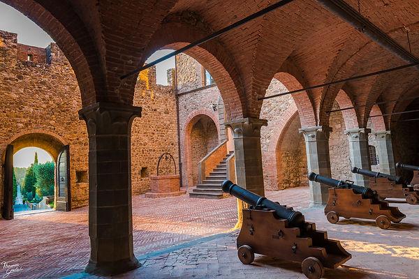 Banfi castello Poggio alle mure