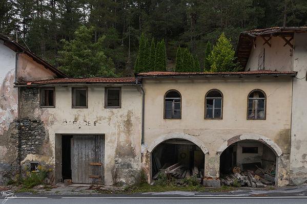 Grandhotel Hochfinstermünz Grand Hotels in den Alpen - magische Orte, in denen die Zeit stehen geblieben ist. Doch viele dieser glorreichen Kulturgüter verschwinden.