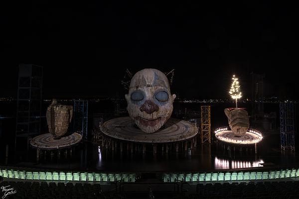 Festspielbühne Bregenz