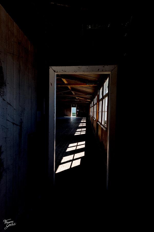 Impressions barracks Concentration Camp