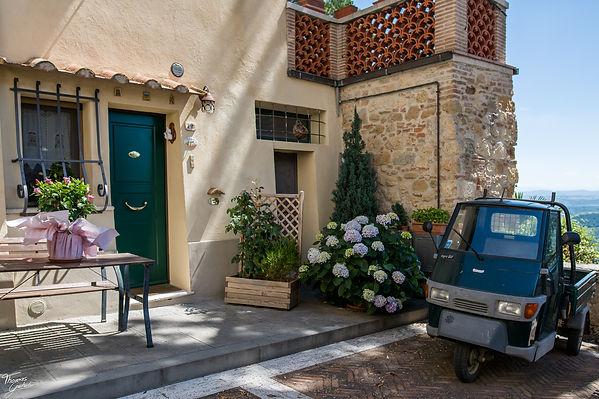 Ape a Montepulciano