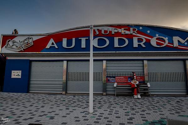 autodrom Clown