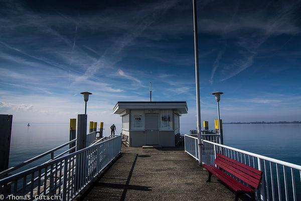 Hafensteg Nonnenhorn