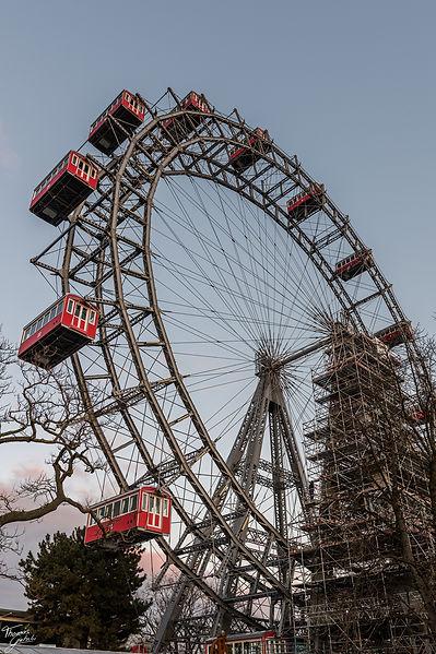 Vienna´s Giant Ferris Wheel