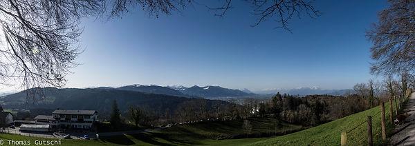 Pfänder Bergpanorama