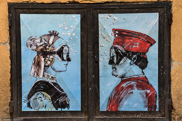 Streetart Arezzo