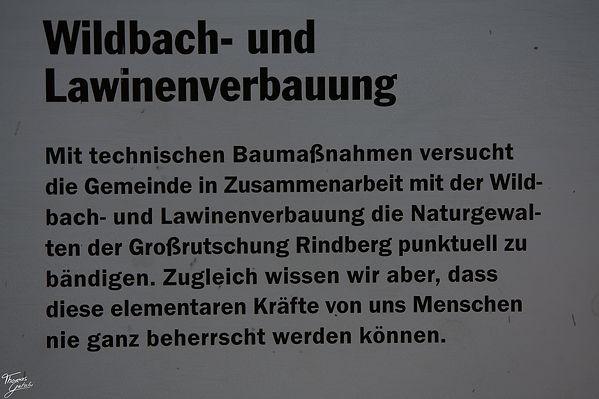 Wildbach- und Lawinenverbauung