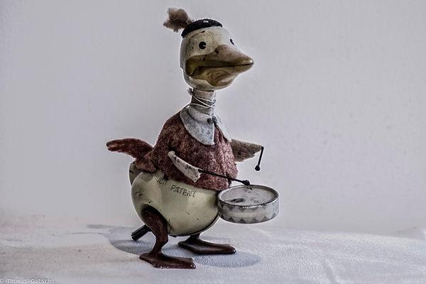 Donald Duck Schuco GErmany 1931