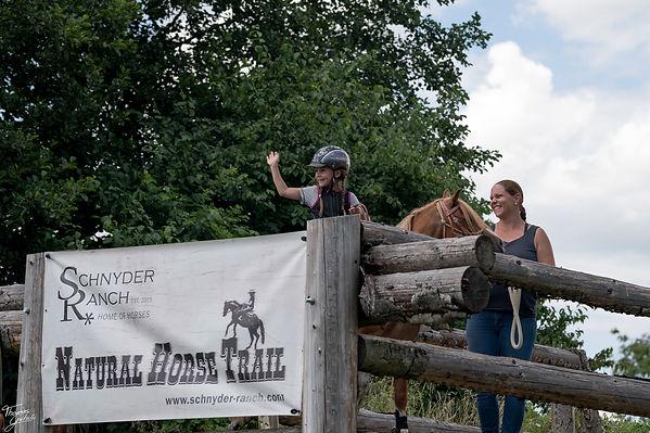 Schnyder Ranch natural horse trail ravensburg