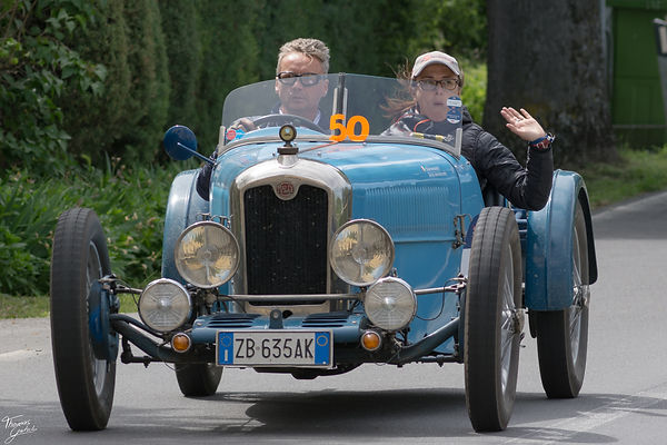 Bugatti Assisi 1000miglia