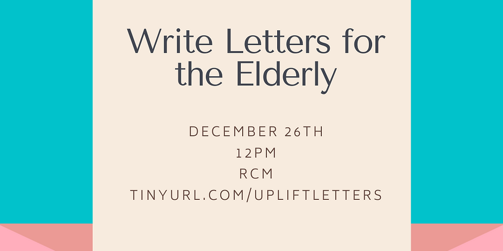 Letters for the Elderly