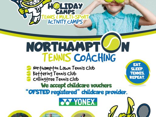 May Half Term Tennis Camp