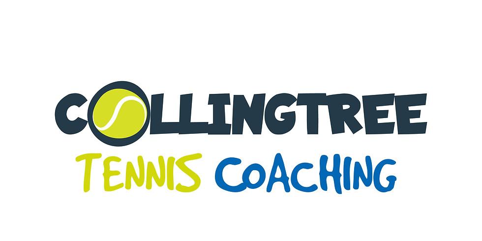 Collingtree Tennis Club - Week 2