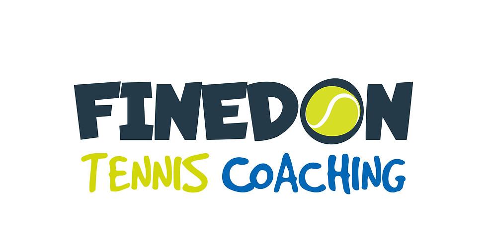 Finedon Tennis Camp - Week 4