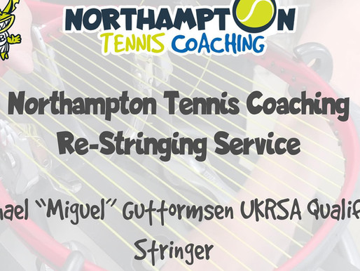 Does your racket need restringing?