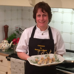 Susan Comber caterer