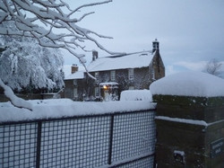 Rennington in the Snow