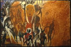 Terre, 1994, 120 x 170cm