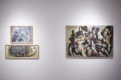 Cavin-Morris Gallery, NYC,USA, winter 2