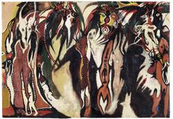 « les Génies de la Forêt »1993