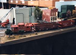 Coal Drag on Carl Schmidt's module