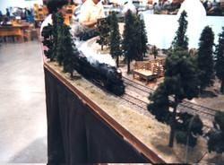 Pennsylvania RR 4-6-2 Steaming round