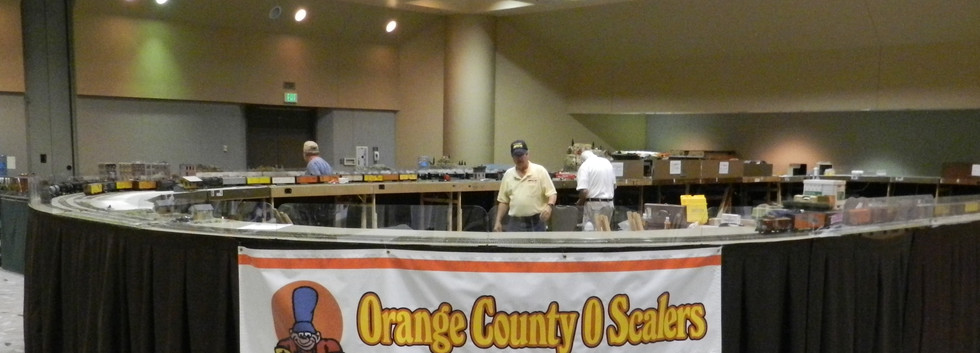 O Scale West 2018