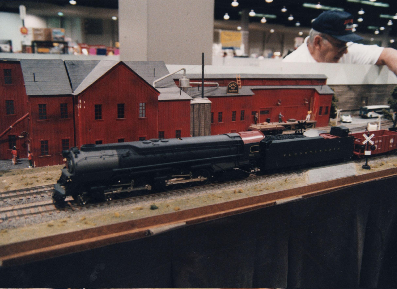 Pennsylvania RR Q-2, a 4-4-6-4-2