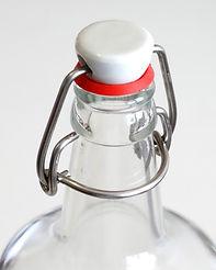 Milchglasflasche Rückerstattungen