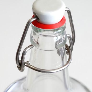Rimborsi Bottiglia del latte di vetro