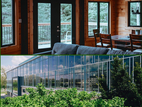 Seeing Green: Solar Control Window Films Save Money & Conserve Energy