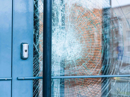 Protect St. George, Utah Area Facilities & People with Security Window Film