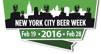 NYC Beer Week 2016!