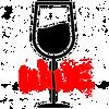 Wine Glass Icon - Links to Wine Menu Page
