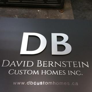 3D Job-Site Sign