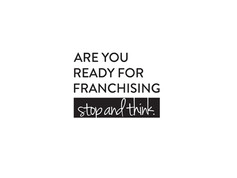 Logo for franchising CSR project