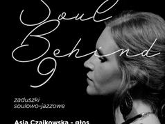 Soul Behind concert poster