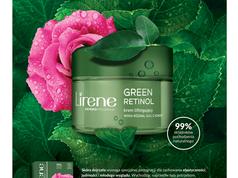 KV for the new rejuvenating cosmetics line - Green Retinol