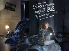 SOS Children Villages - social campaign - key visual and print materials
