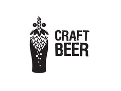 Logo and brand identity for Warsaw based craft beer restaurant
