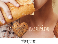 Key visual for polish food promotion in Czechia