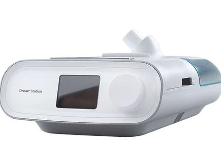 Changing The Pressure Of a Respironics Dreamstation APAP and CPAP, and DME Message