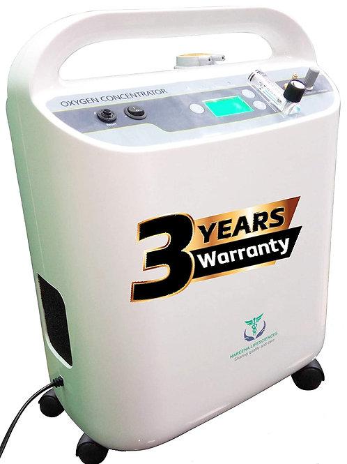 Nareena 5L OxygenConcentrator for Rent