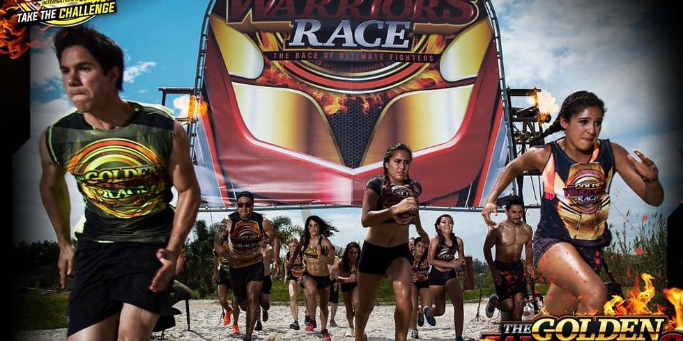 GOLDEN WARRIORS RACE