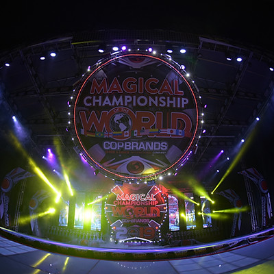 THE MAGICAL CHAMPIONSHIP OF THE WORLD 2019
