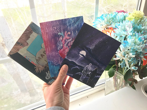 Sympathy Card Pack: Style 2