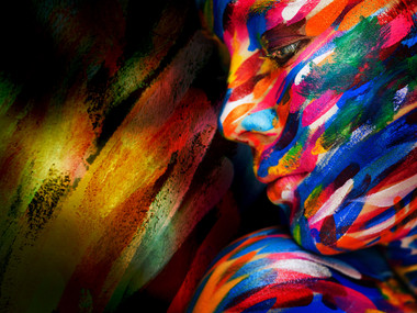 ART is naturally therapeutic - here's 4 reasons why